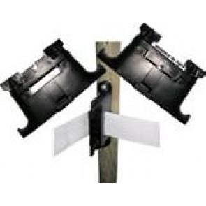 Isolateur de rubans/cordes pour piquets bois et béton (Carton de 250)