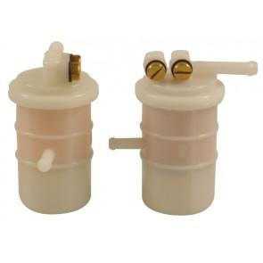 Filtre à gasoil pour tondeuse RANSOMES BOB-CAT moteur KUBOTA