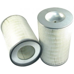 Filtre à air primaire pour chargeur KOMATSU WA 450-1 moteur KOMATSU 10001->2000