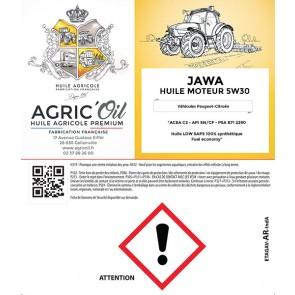 Huile moteur 5W30 JAWA 25L