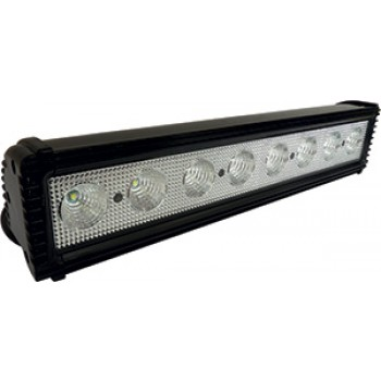 BARRE D'ECLAIRAGE LED 80W 7200LM 8 LEDS 10W CREE