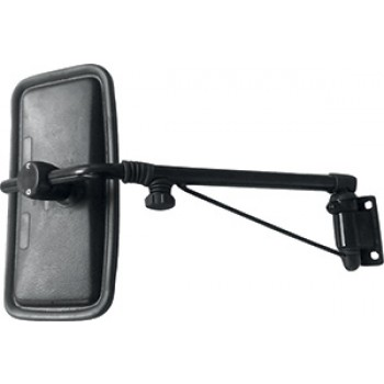 Rétroviseur droit + support extensible 710 mm POUR SAME et DEUTZ