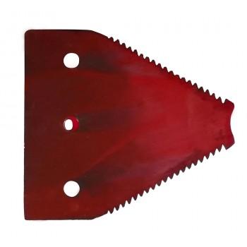 SECTION moissonneuse-batteuse CLAAS épaisseur 2,8 mm