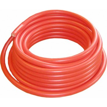 Batterie Cable 10 mtr Rouge 50mm - ROLL