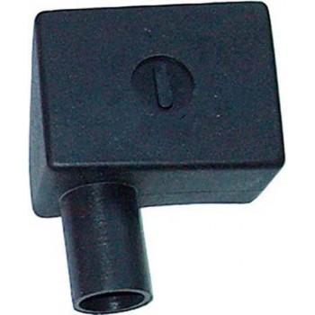 Batterie Couvre-bornes Droite Black