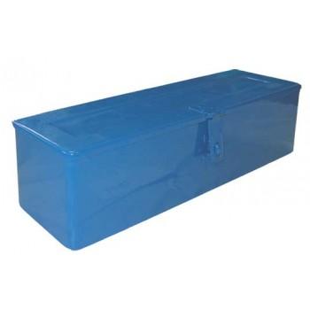 Boîte à outils bleu