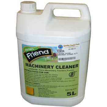 Farmers Friend Machinery Cleaner 5ltr