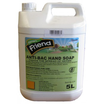 Farmers Friend Anti Bac Hand Soap 5ltr