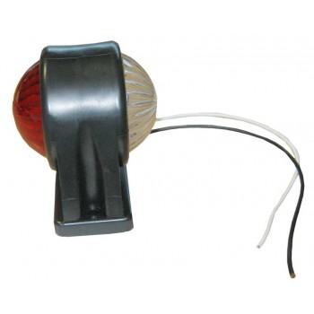 Caoutchouc Lampe laterale Marker LED