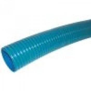 """Tuyau PVC bleu/vert 5""""-AU METRE"""