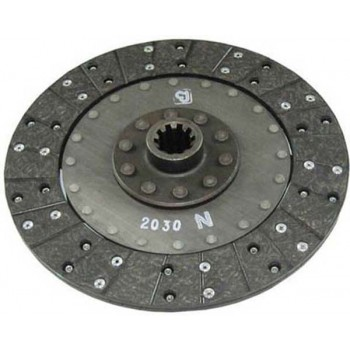 Disque d'embrayage MF 35 4 cylindre 10 cannelures 1 1/8 ''