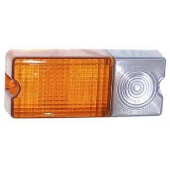 lampe Lentille de lampe lateraleZetor 5211-9540