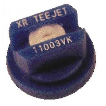 Buse à jet plat XR 110° 3 bleu céramique