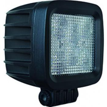 FEU 6 LEDS 30W CARRE 120x82 10/30V STELEC