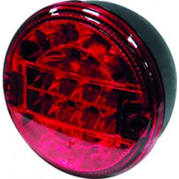 FEU LED ANTI BROUILLARD ROND 140 10/30V