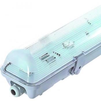BOITIER ETANCHE TUBE LED 1500X2