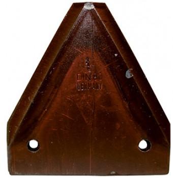 Section universelle lisse 2,2 mm d'épaisseur