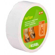 Bandage à onglons VetTape 50m 50mm blanc