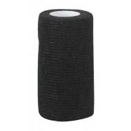 Bandage autocollant VetLastic 7,5cm noir
