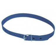 Collier de marquage bleu 135cm avec bouc