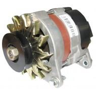 Alternateur 45 amp av Poulie + ventilateur Massey Ferguson séries 100, Pre 100 et Ford New-Holland