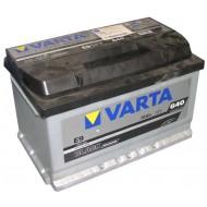 Varta Batterie Type 067TE 640Amp 70Ah