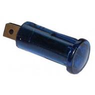 Voyant bleu 12v 13mm Trou