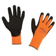Gants PowerGrab Thermo Taille 10 orange