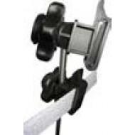 Isolateur multi-support tous fils ou ruban / piquet fer de 6 à 13mm (poche de 25)