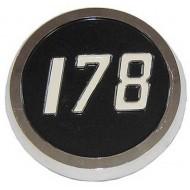 Badge 178