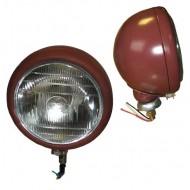 Tête de lampe Nuffield vertical du type d'original
