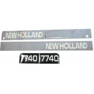 Kit Autocollant New Holland 7740