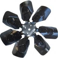 Pale de ventilateur Ford/New Holland 7610 lame à 7 - Début
