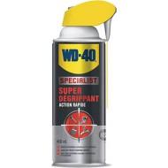 Aérosol WD40 Super dégrippant professionnel - Action rapide