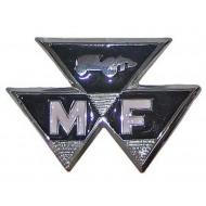 Triangle avant Badge 35