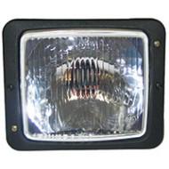 Phare avec ampoule CASE IH 4445 4455 383 423 523