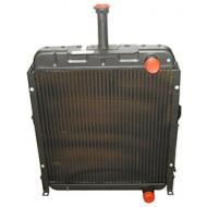 Radiateur Jusqu'en 187 - Modèle ancien CASE IH 248-484,845-885 & XL