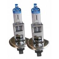 LAMPE 12V 55W H1 Halogen 120% Pair