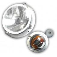 Lampe pour tracteur Deutz séries Agroprima, DX3, DX7, DX6, DX, D07 et Agroxtra