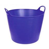 Seau flexible Flexbag 42 l, bleu