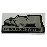 Décalque Le système Ferguson Grand