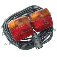 Kit de feux magnétiques pour remorque
