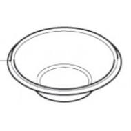Membrane cloche à air NBR ø94 800190 pour pompe ANNOVI REVERBERI