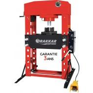 Presse hydraulique Professionnelle 100 Tonnes - GARANTIE 3 ANS