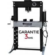 PRESSE d'atelier manuelle et pneumatique 45T - GARANTIE 3 ANS