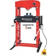 Presse d'atelier Hydraulique et Pneumatique 50T - GARANTIE 3 ANS