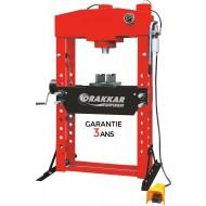 Presse hydraulique et pneumatique, Professionnelle 75 Tonnes - GARANTIE 3 ANS