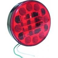FEU ARRIERE LED ANTI-BROUILLARD 3W 10-33