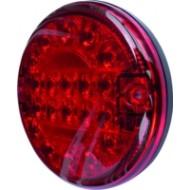 FEU ARRIERE LED PLAT ANTI-BROUILLARD D.1
