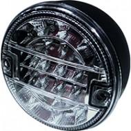 FEU LED RECUL ROND 140 EA45 10/30V STELEC